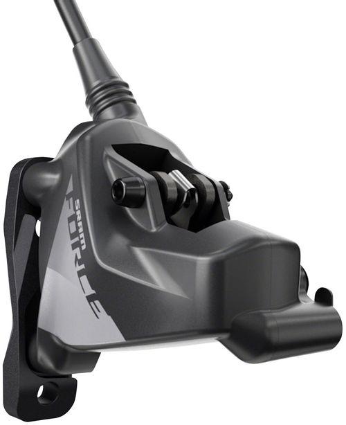 SRAM Force eTap AXS Electronic Road Groupset - 2x12-Speed, HRD Brake/Shift Levers, Flat Mount Calipers, Front/Rear Derailleurs, Cent erLock
