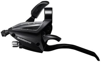 Shimano ST-EF500-2L Shift/Brake Lever - Left, 2-Speed, For V-Brake