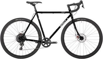 Surly Straggler Bike - 700c, Steel, Black, 56cm
