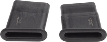 Salsa Strap Slot Inserts Kit Blackthorn and Cassidy Carbon - 2258