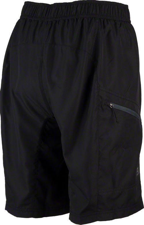 Bellwether Alpine Baggies Cycling Shorts - Black, Men's, 2X-Large