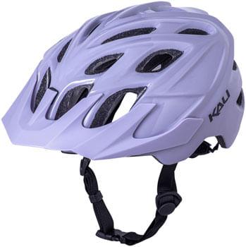 Kali Protectives Chakra Solo Helmet - Pastel Purple, Small/Medium