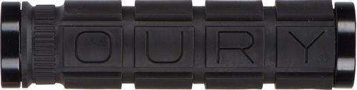 Oury Lock-On Bonus Pack Grips - Black, Lock-On