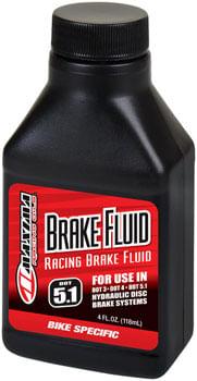 Maxima Racing Oils DOT 5.1 Standard Brake Fluid 4 fl oz, Drip