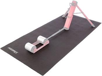 Feedback Sports Floor Mat - Black