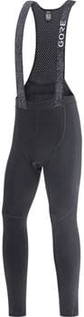 GORE C5 Thermo Bib Tights+ - Black, Men's, X-Large