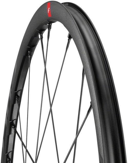 Fulcrum Racing Zero DB Rear Wheel - 700, 12 x 142mm, Center-Lock, HG11, Black, 2-Way Fit