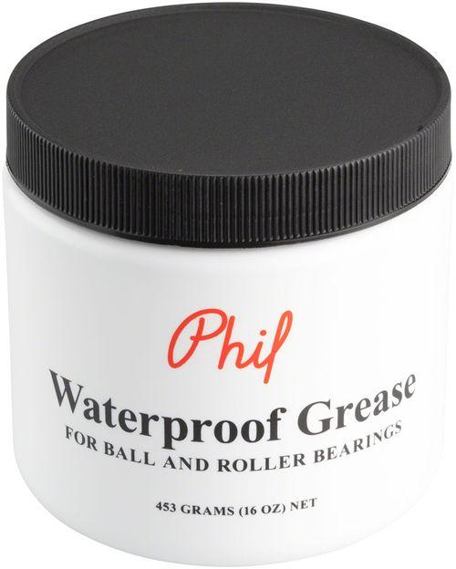 Phil Wood Waterproof Grease: 16oz Jar