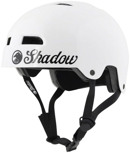 The Shadow Conspiracy Classic Helmet - Gloss White, 2X-Large