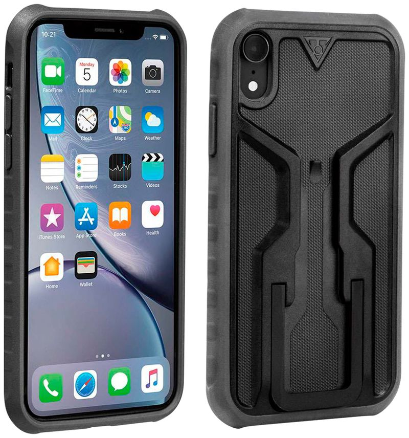 Topeak-Ridecase-with-Mount---Fits-iPhone-XR-Black-Gray-EC0465-5