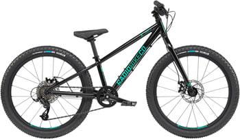 "Radio Zuma Bike - 24"", Aluminum, Black"
