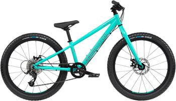 """Radio Zuma Bike - 24"""", Aluminum, Cobalt Teal"""