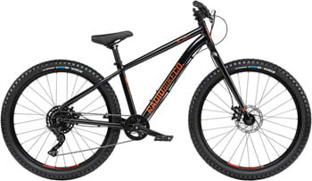"Radio Zuma Bike - 26"", Aluminum, Black"