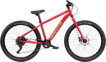 "Radio Zuma Bike - 26"", Aluminum, Tingle Orange"