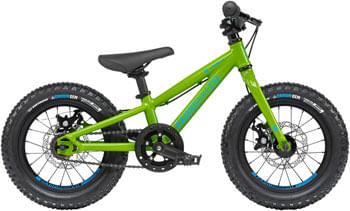 "Radio Zuma Bike - 14"", Aluminum, Dragon Green"