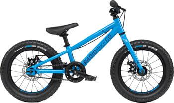 """Radio Zuma Bike - 16"""", Aluminum, Cyan Blue"""