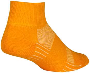 SockGuy Gold Sugar SGX Socks - 2.5 inch, Gold, Small/Medium