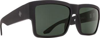 SPY--CYRUS-Sunglasses---Soft-Matte-Black-Happy-Gray-Green-Polarized-Lenses-EW0455