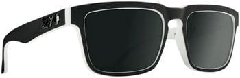 SPY-HELM-Sunglasses---Whitewall-Happy-Gray-Green-Polarized-with-Black-Spectra-Mirror-Lenses-EW0478