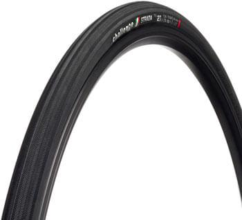Challenge Strada Race Tire - 700 x 27, Clincher, Folding, Black