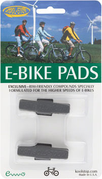 Kool-Stop Magura HS33 Replacement Brake Pad Inserts - E-bike Electric Compoound