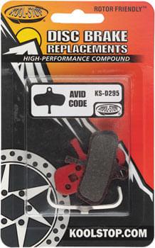 Kool-Stop Avid Code Disc Brake Pads - Organic, Steel