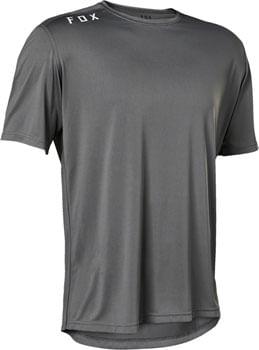 Fox Racing Ranger Jersey Spinal Tapper - Dark Grey, Men's, X-Large