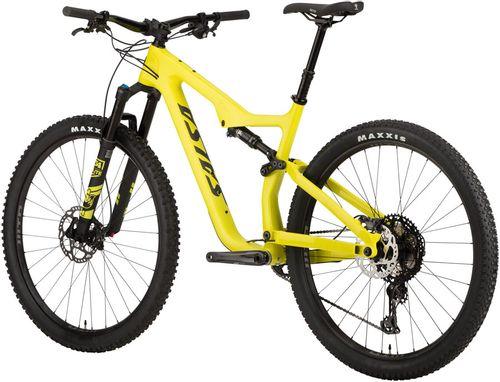 "Salsa Spearfish Carbon XT Bike - 29"", Carbon, Yellow, X-Large"