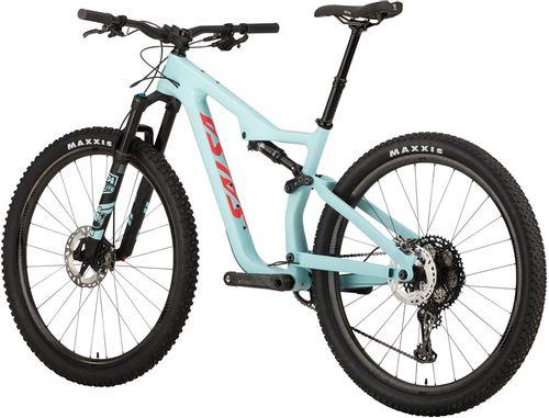 """Salsa Spearfish Carbon XTR Bike - 29"""", Carbon, Blue, X-Large"""