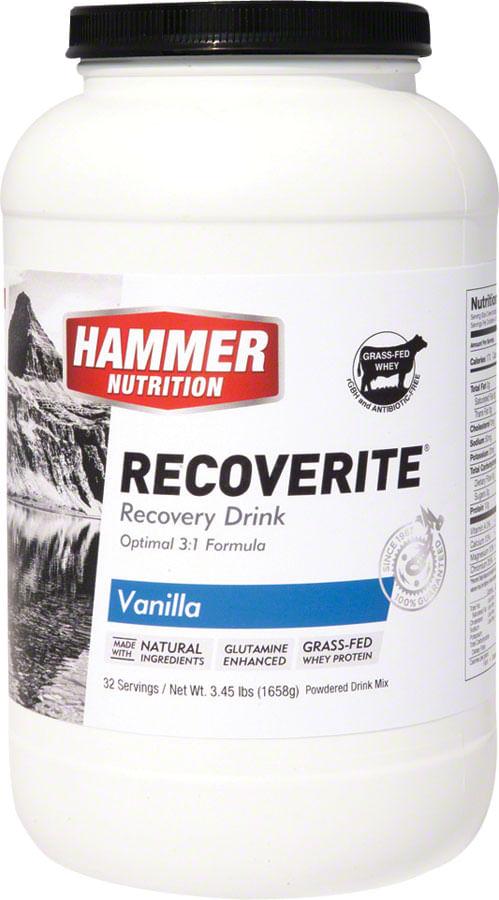 Hammer Recoverite: Vanilla 32 Servings